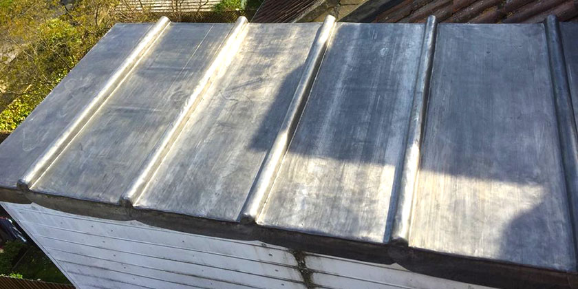 Lead Flat Roofing