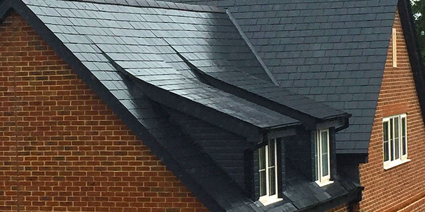 New build roof