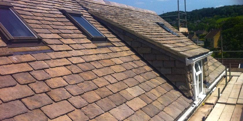 Restoration Roofing in Trowbridge