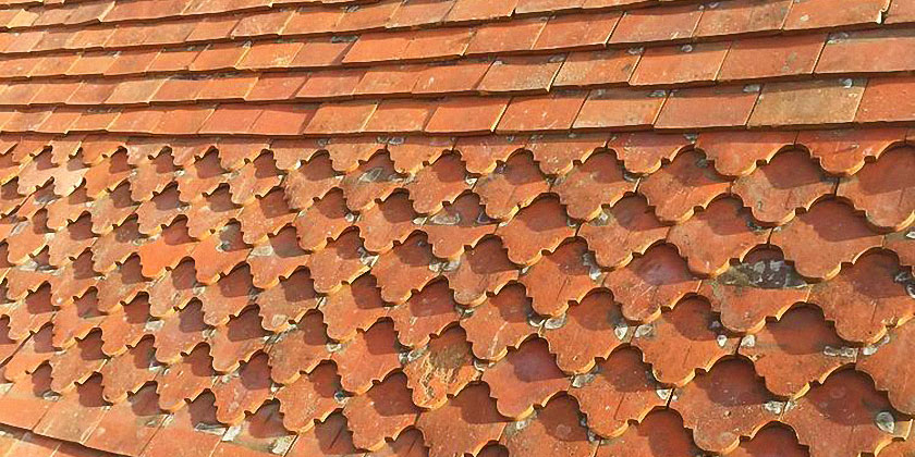 Restoration Roofing Clay Tiles