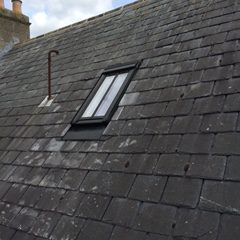 New velux window